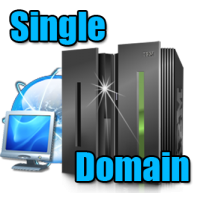 Web radio domain hosting